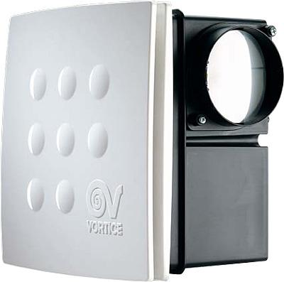 Kleinraum-Schachtventilator-Vort-Quadro-I