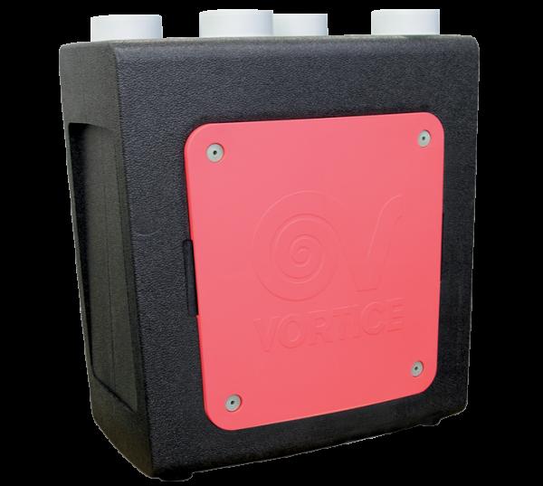 Prometeo Plus HR 400 KWL Zentrales Wärmerückgewinnungsgerät